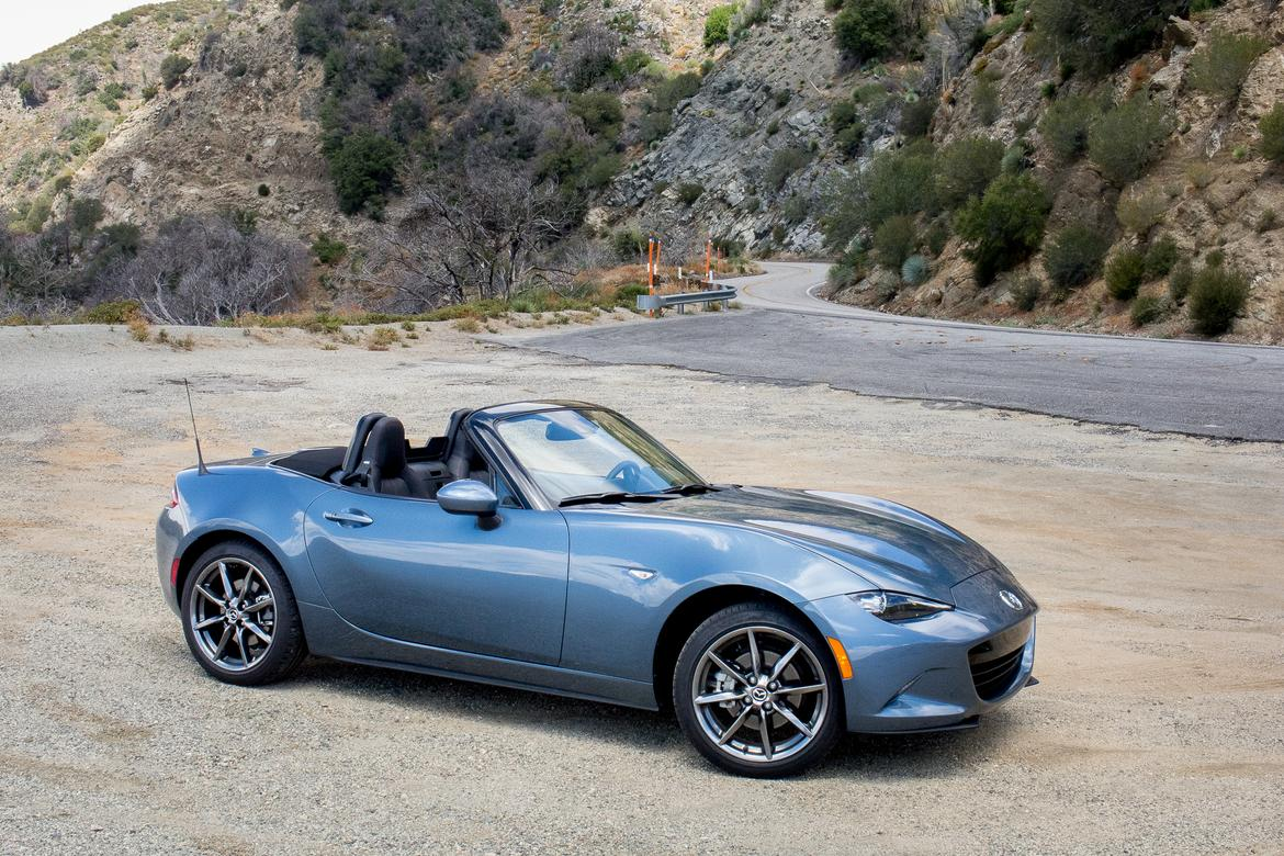 Brilliant 2016 Mazda MX5 Miata First Drive