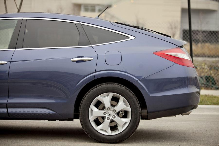2012 Honda Crosstour Our Review