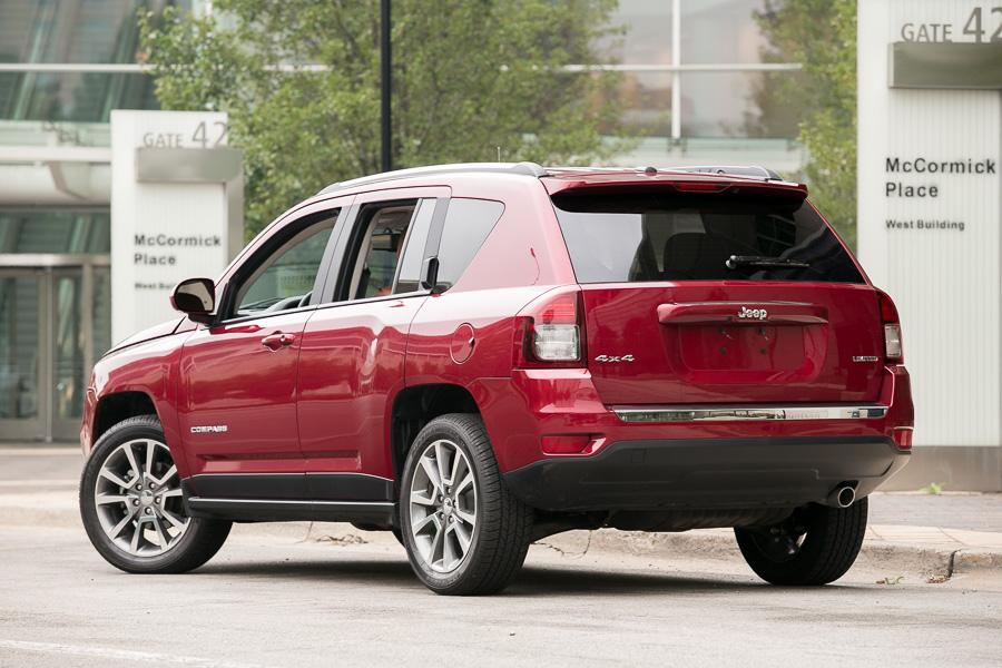 2014 jeep compass our review. Cars Review. Best American Auto & Cars Review