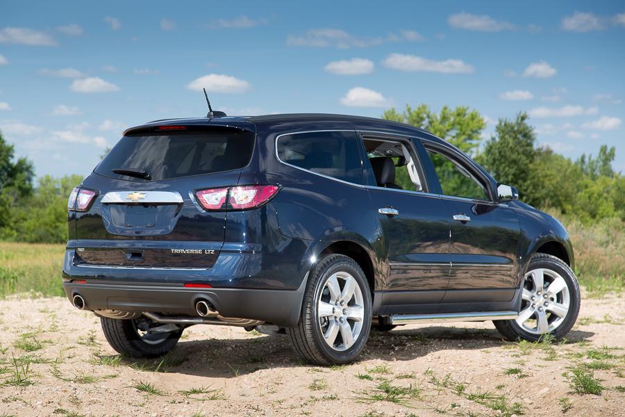 2016 Chevrolet Traverse Our Review Cars Com