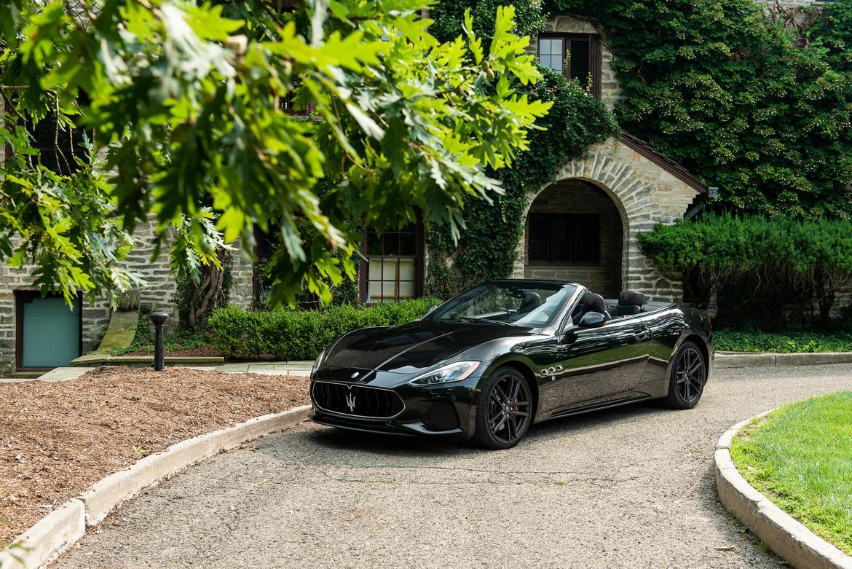 2018 Maserati GranTurismo Sport Convertible Embodies Ageless Beauty | News from Cars.com