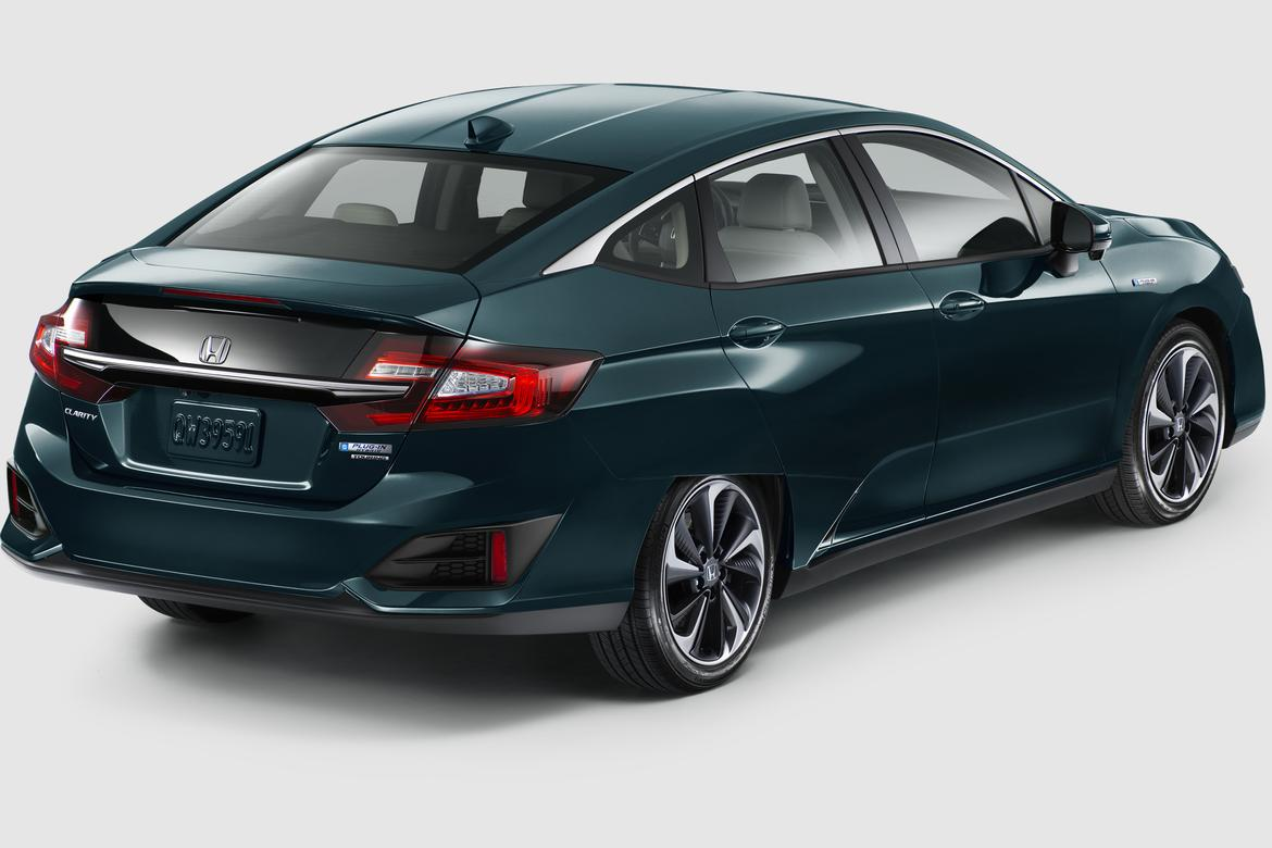 Honda Expands Clarity Lineup With New PHEV & EV In New York