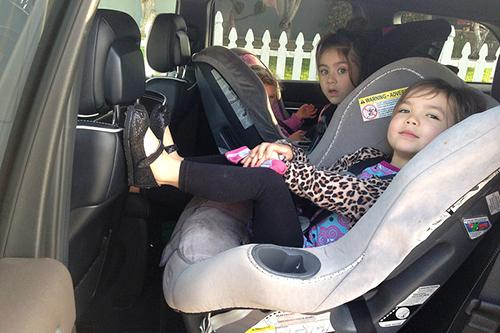 Real Life Test 3 Car Seats In The 2014 Jeep Grand