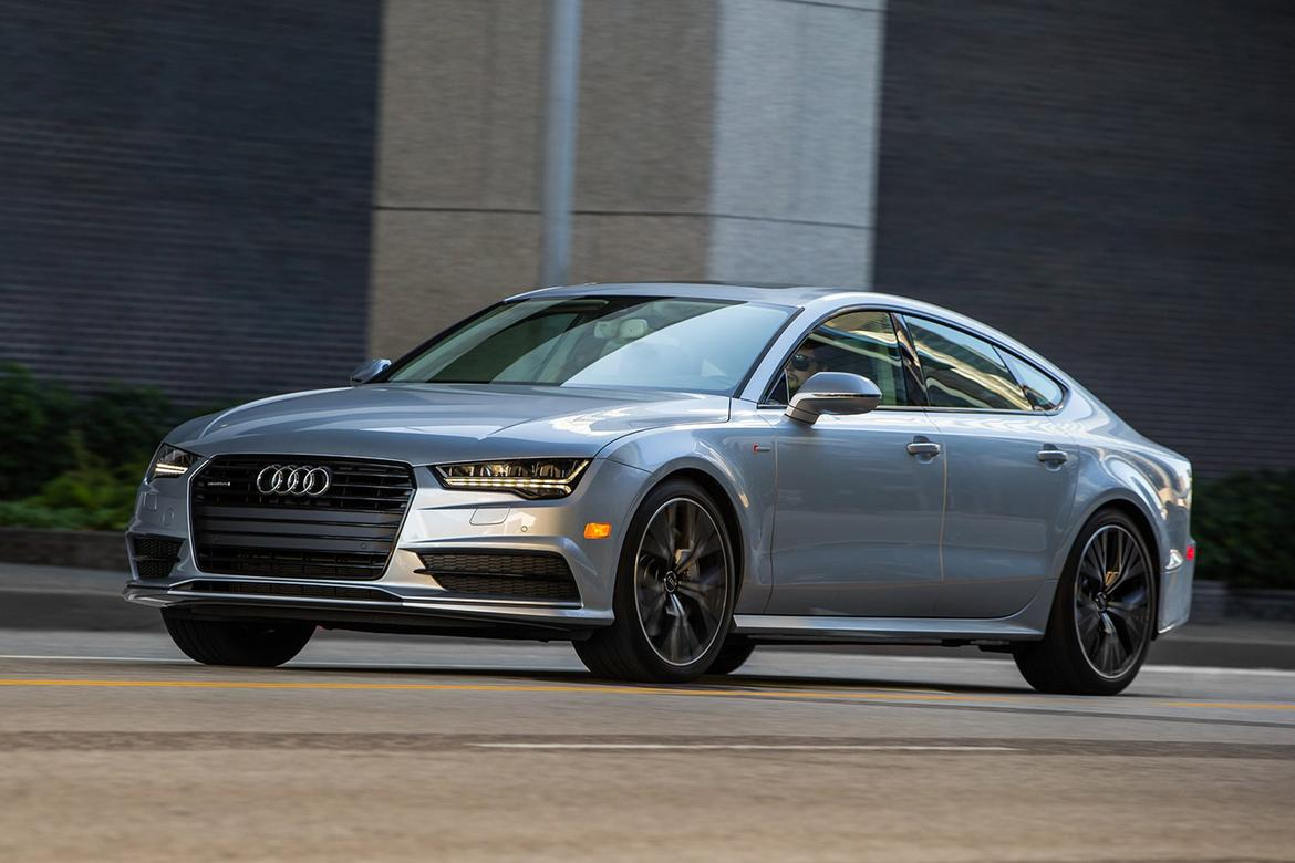 2017 Audi A7 Recommended Luxury Car