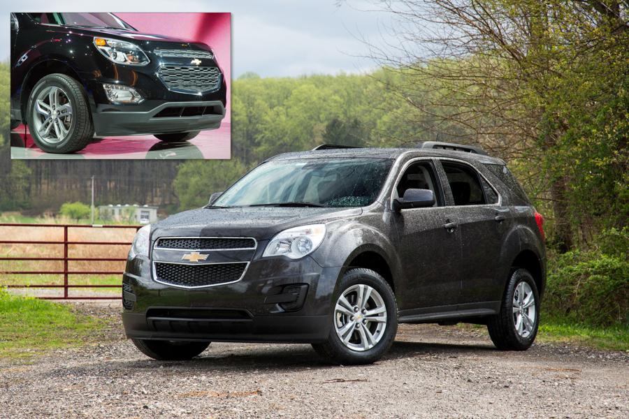 2015 chevrolet equinox our review. Black Bedroom Furniture Sets. Home Design Ideas