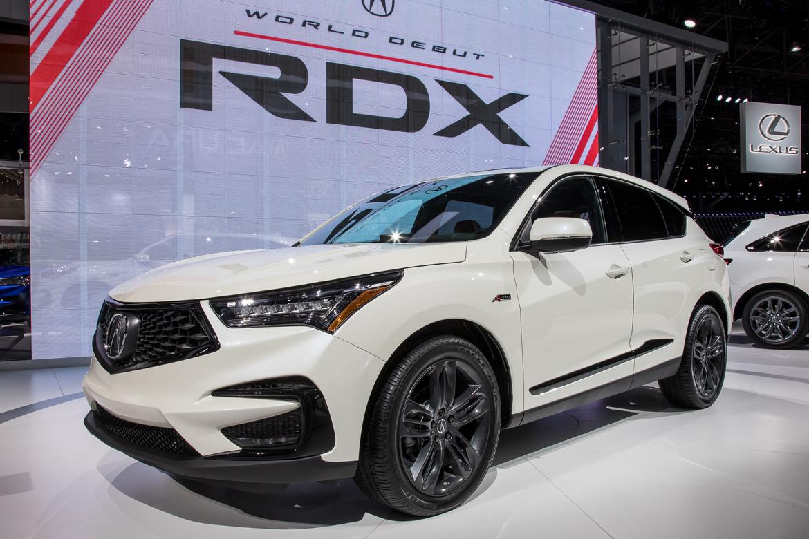 2019 Acura Rdx Production Models Finally Arrive And Here They Are News Cars