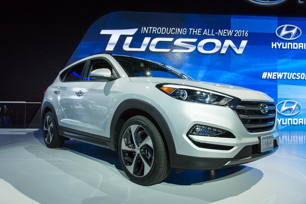New 2016 Hyundai Tucson Ready To Compete News