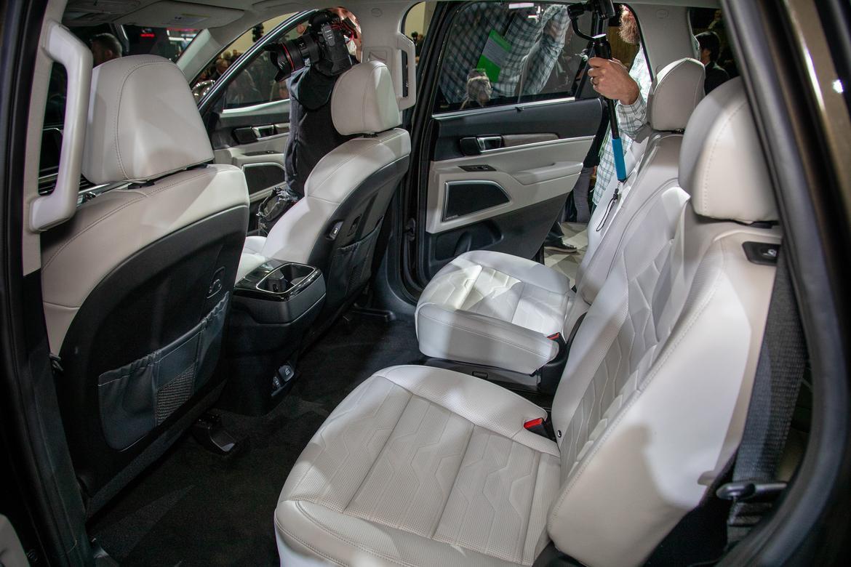 2020 Kia Telluride: Let Me Tell U About One Big Ride | News | Cars.com