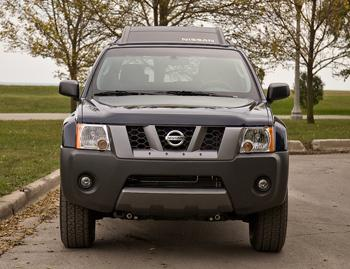 Our View  Nissan Xterra