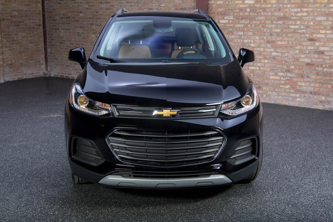 2017 Chevrolet Trax Review First Drive