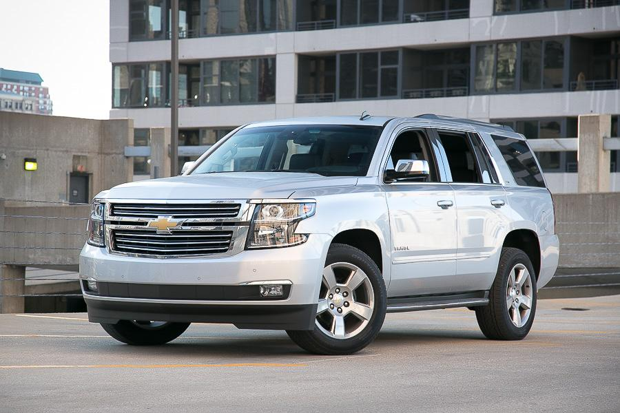 2016 chevrolet tahoe our review. Black Bedroom Furniture Sets. Home Design Ideas