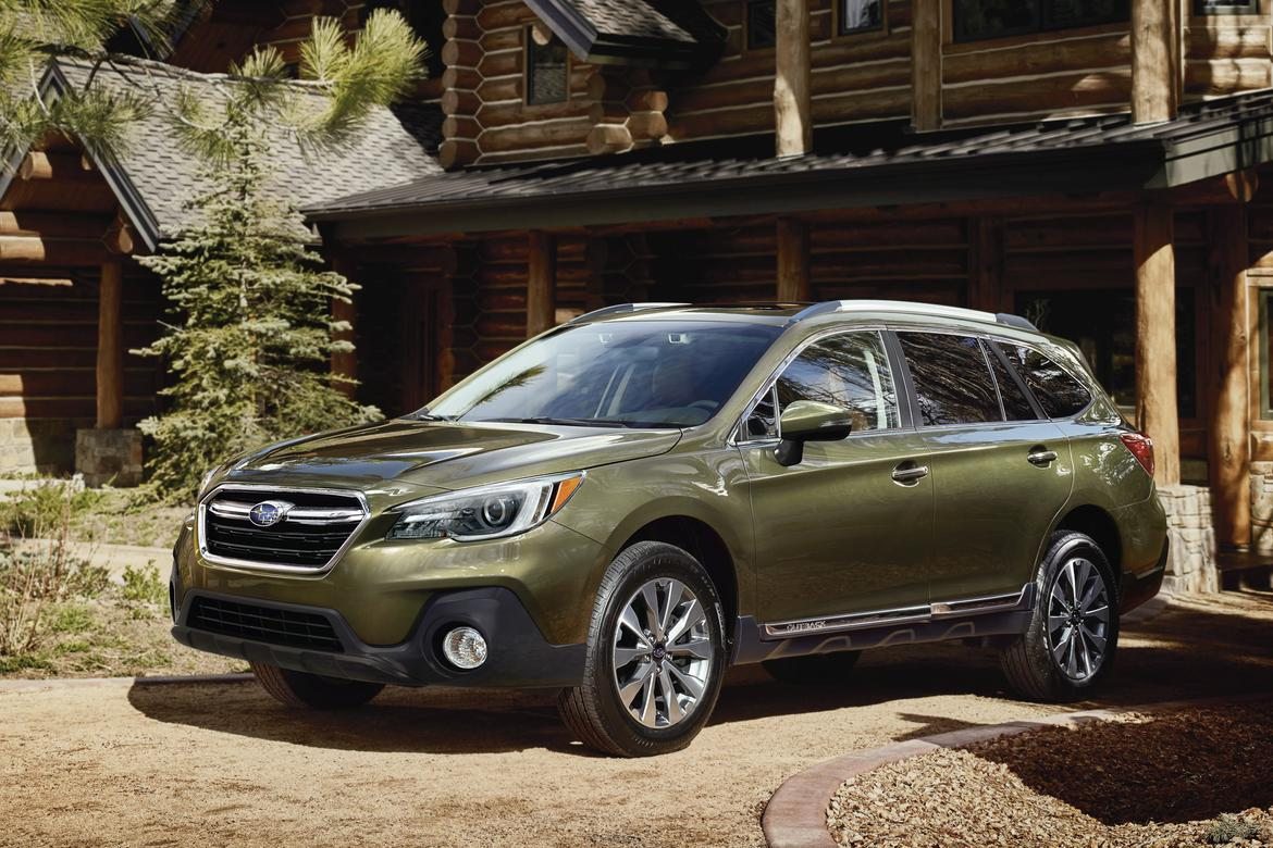 2019 Subaru Outback Costs More Up Front But You Get More All Around