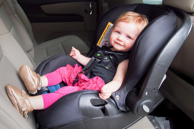 Evenflo SensorSafe Infant Car Seat Review | News | Cars.com