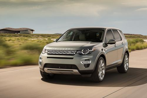 2015 Land Rover Discovery Sport First Look News Cars Com