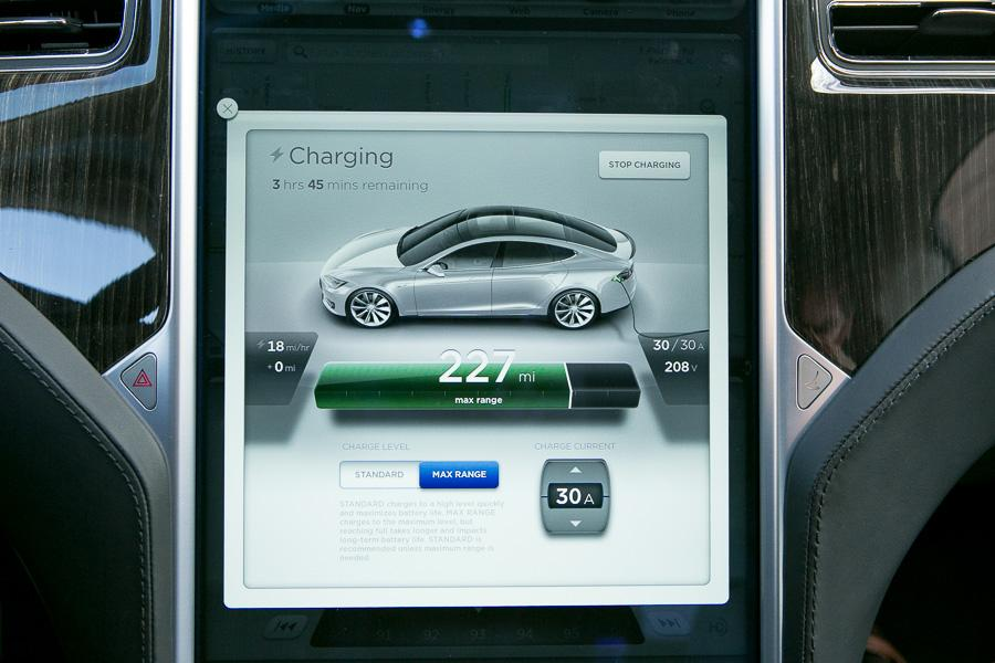 How To Start A Car With A Dead Battery >> 2012 Tesla Model S - Our Review | Cars.com