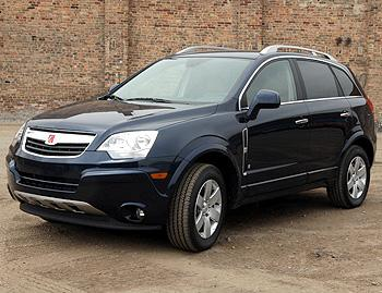 2008 Saturn Vue Our Review Cars