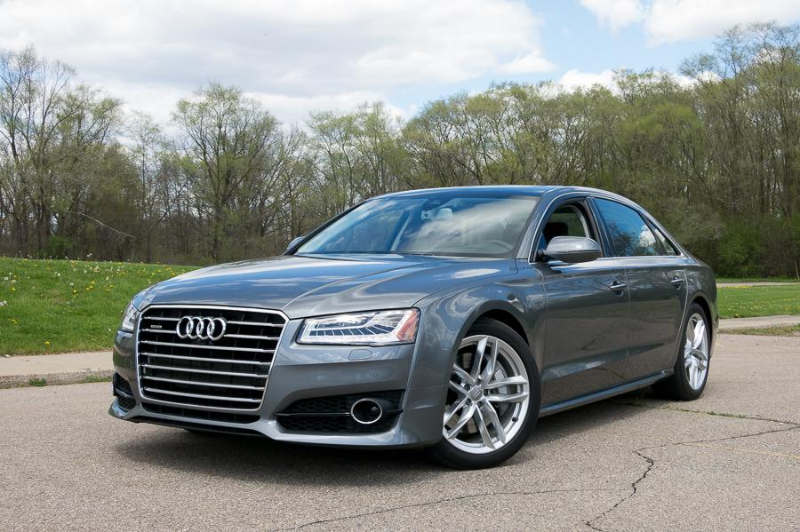 2016 audi a8 our review. Black Bedroom Furniture Sets. Home Design Ideas