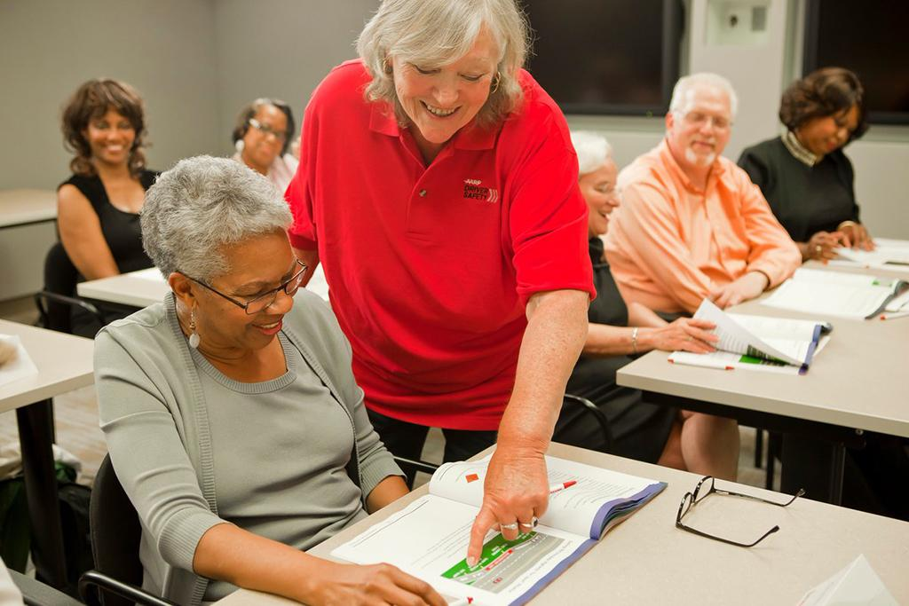 Aarp mature driver imporvement course