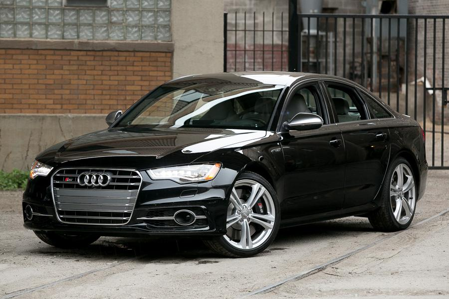 2014 Audi S6 - Our Review | Cars.com