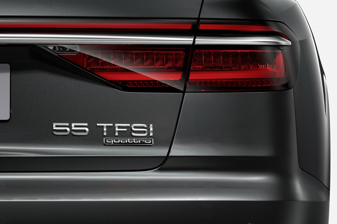 Audi's new naming strategy for engine derivatives