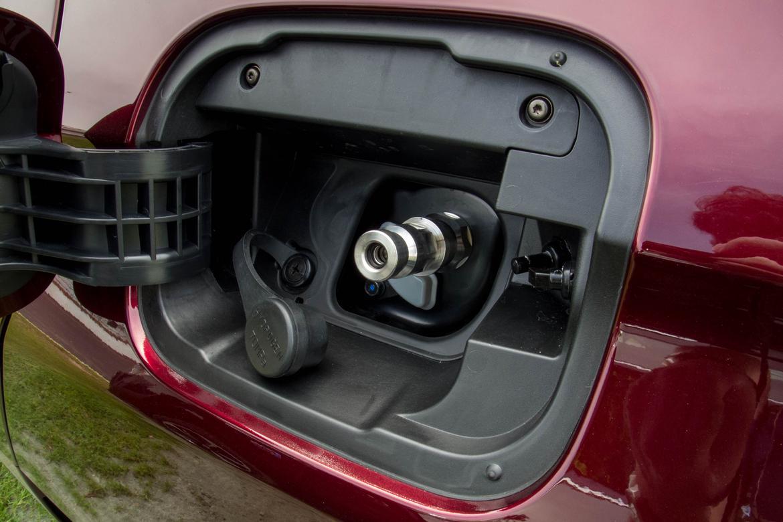 2017 Honda Clarity Fuel Cell