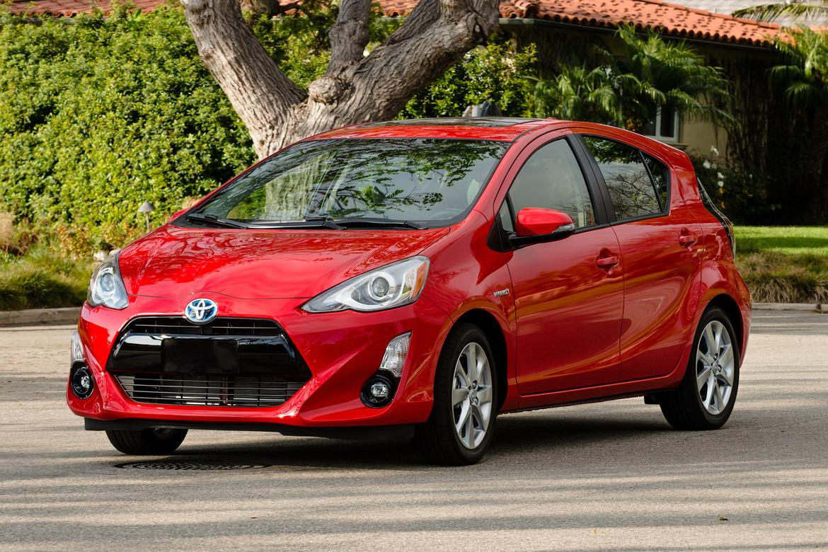2016 Toyota Prius C Best Eco Friendly Car