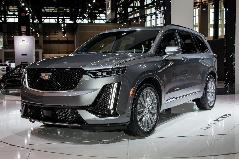 Auto Show Face-Off: 2020 Cadillac XT6 Vs. 2020 Lincoln ...