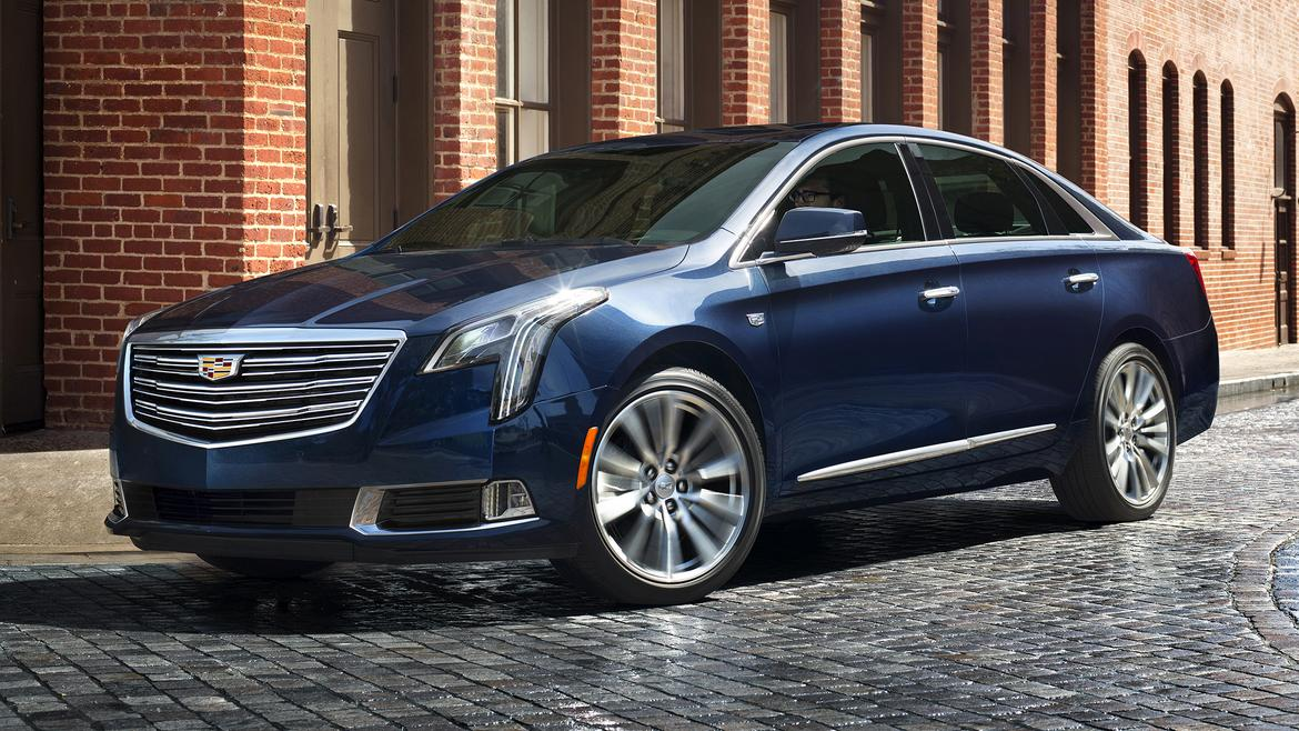 2019 Cadillac Cts >> Cadillac to Drop 3 Sedans, Add 2 Others: Report | News | Cars.com