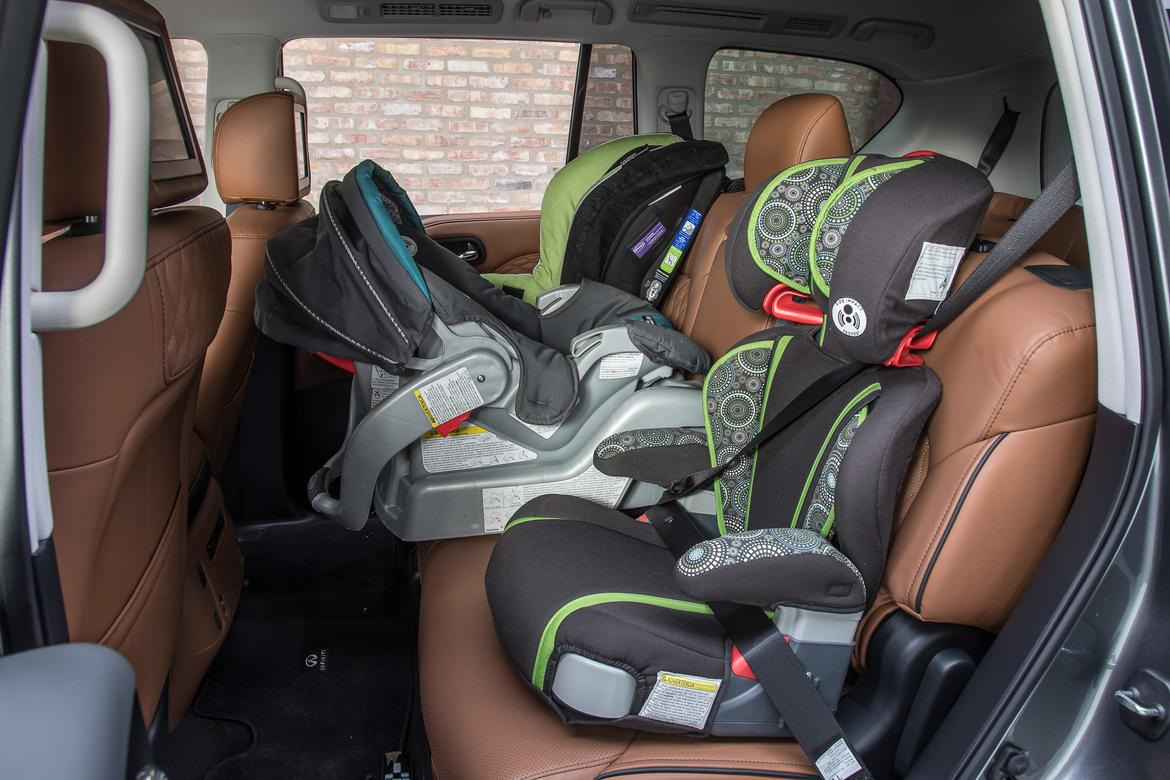 Which Cars Fit Three Car Seats News Cars Com