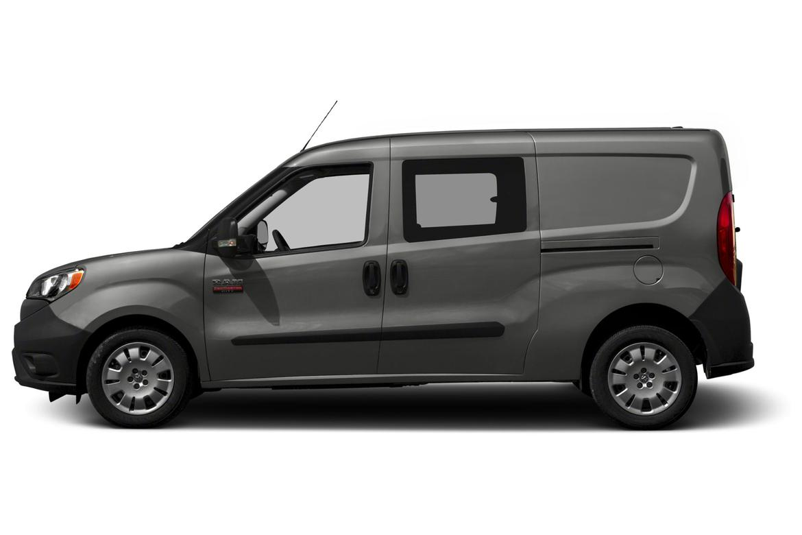 Ram Promaster At The La Auto Show 2015 Autos Post