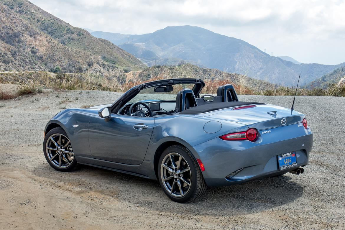 Amazing 2016 Mazda MX5 Miata First Drive
