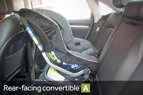 Audi A Car Seat Check News Carscom - Audi car seat