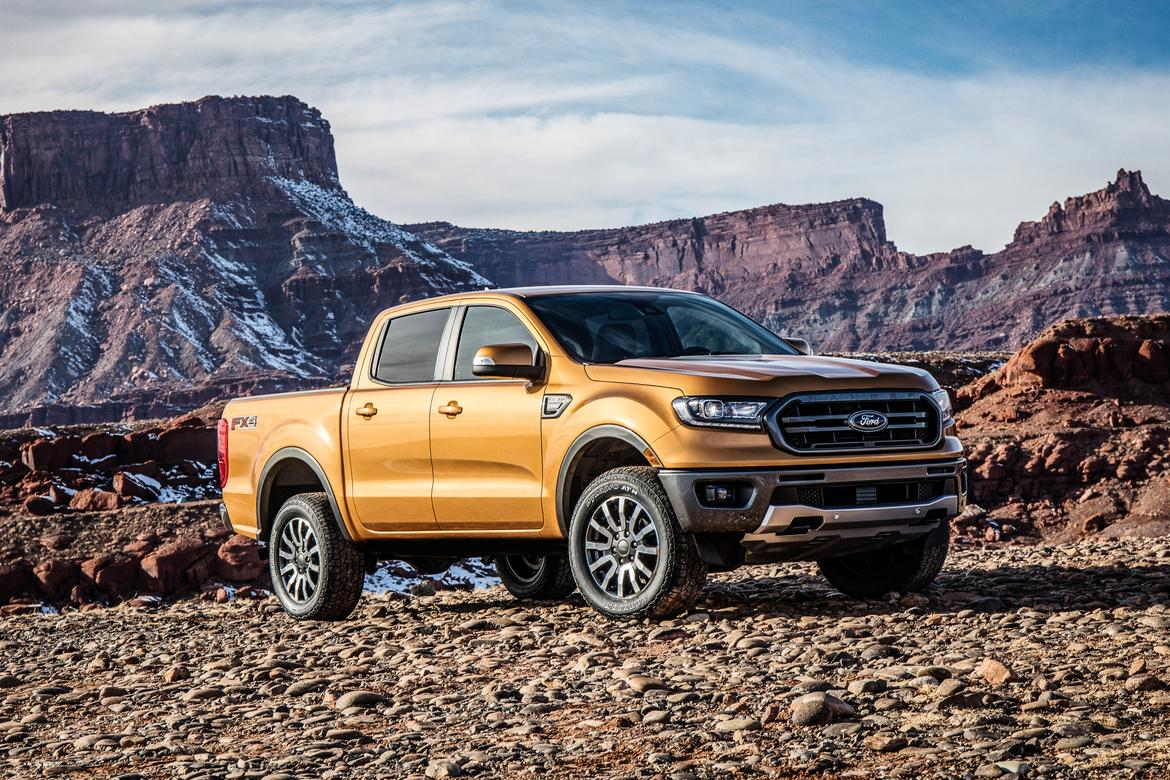 We Now Have Full Pricing Details For The 2019 Ford Ranger News