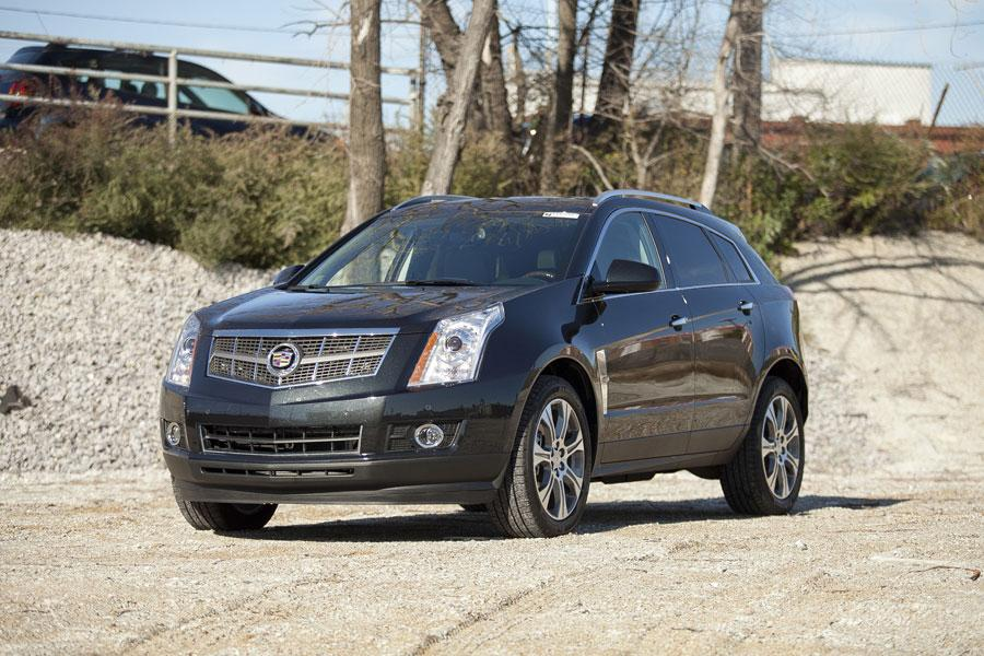 2012 cadillac srx our review. Black Bedroom Furniture Sets. Home Design Ideas