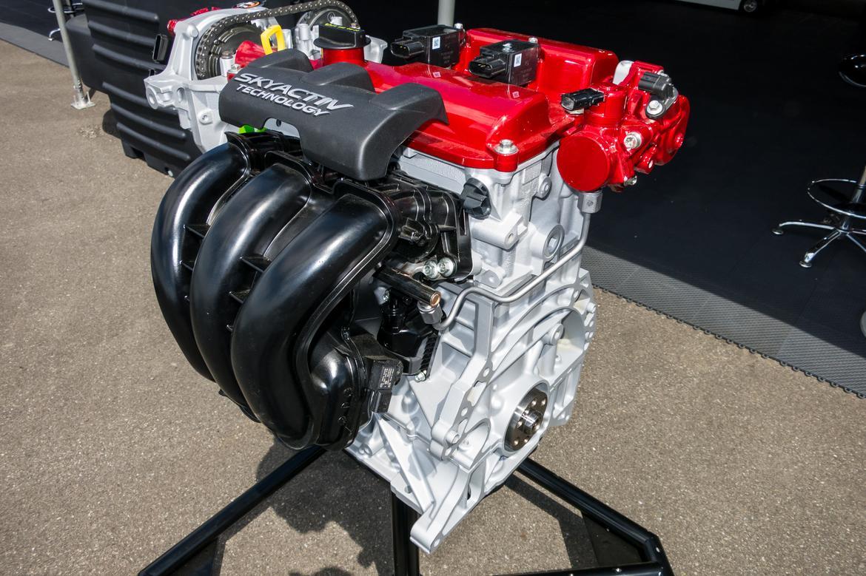 2017 Mazda Miata MX-5 Cup