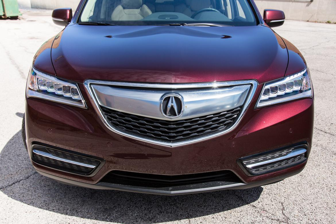 Acura MDX Review News Carscom - Acura mdx prices