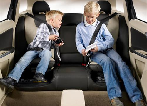 Which Vehicles Offer Integrated Booster Seats News