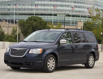 2008 chrysler town country our review. Black Bedroom Furniture Sets. Home Design Ideas