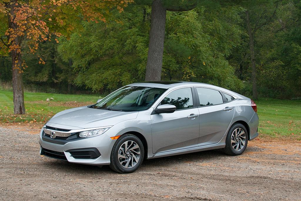 2017 honda civic what s changed news for 2016 honda civic ex t review