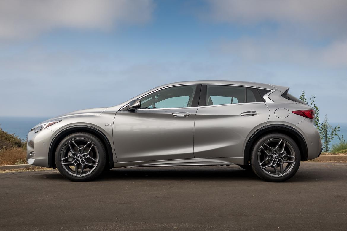 2018 Infiniti Qx30 Room Without A View News Cars Com