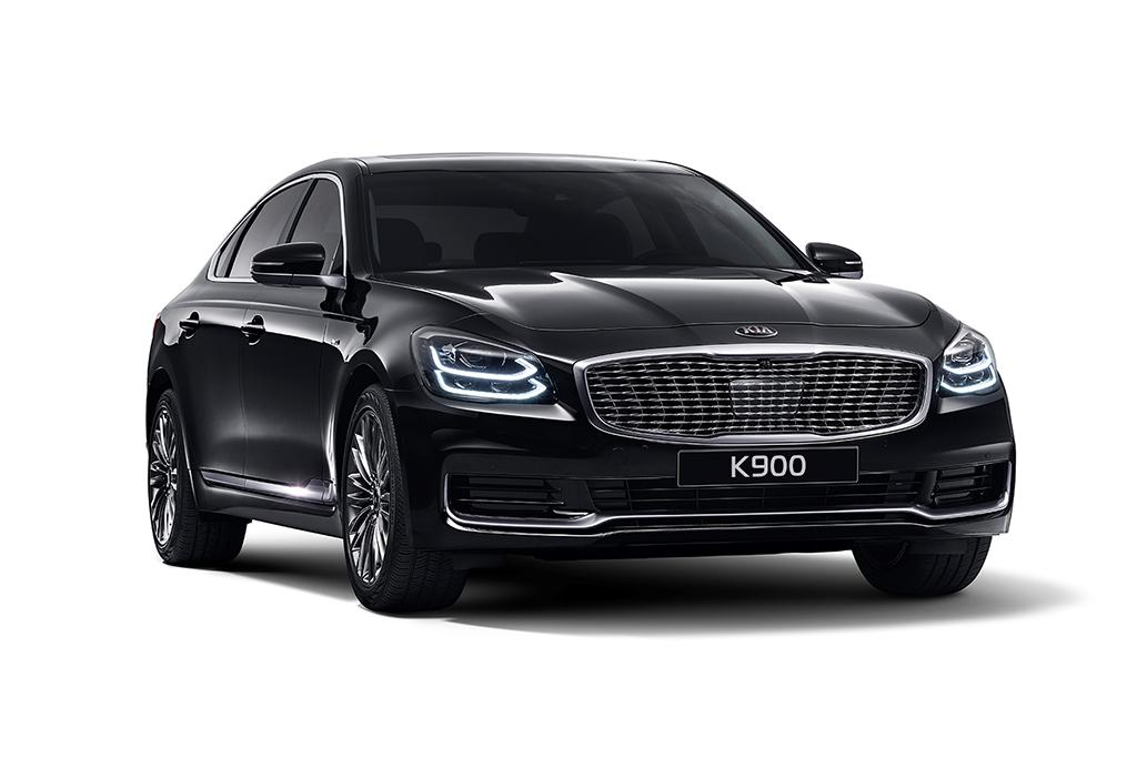 2019 Kia K900 Can New Luxury Style Lure Buyers To Flagging