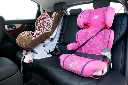 2013 Infiniti Fx Car Seat Check News Cars Com