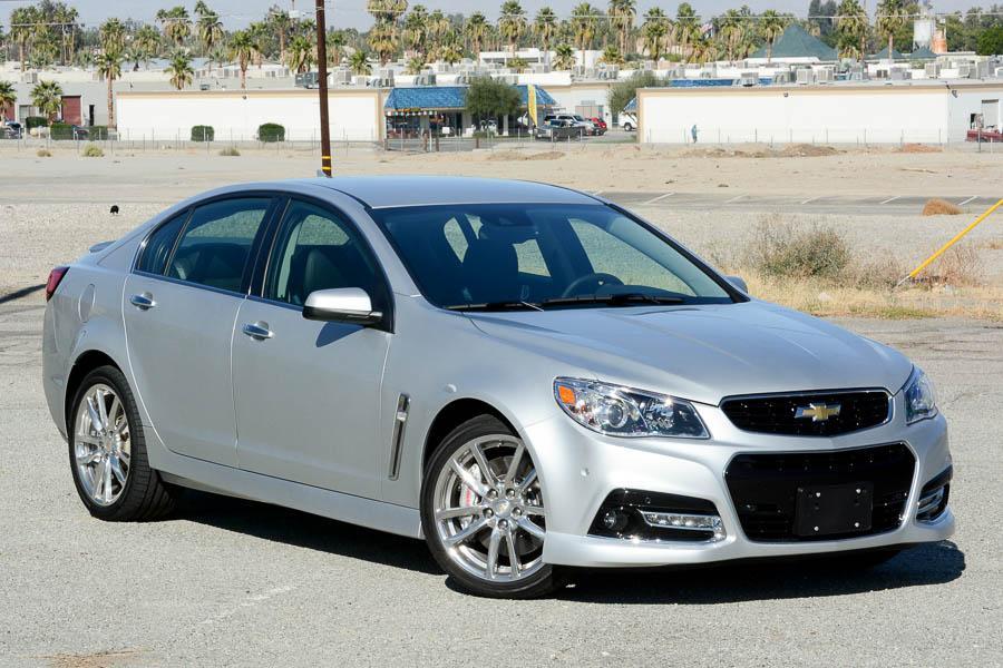 2015 Chevrolet SS - Our Review | Cars.com
