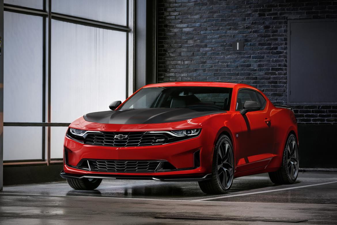 Chevy Volt Custom Wheels >> 2019 Chevrolet Camaro: What's Changed | News | Cars.com