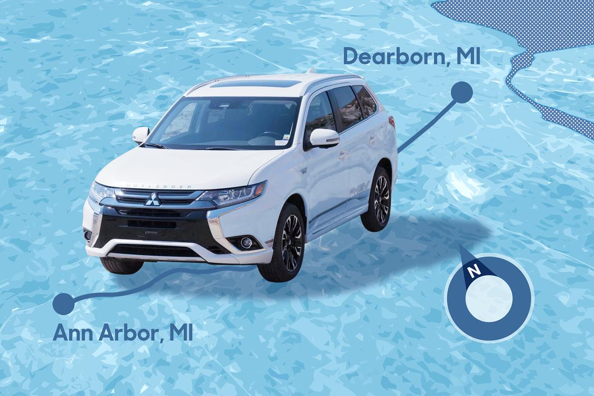 2018 Mitsubishi Outlander Phev Perfect Hybrid Suv For Very Specific Er
