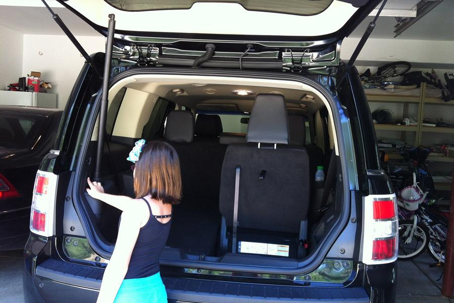 2013 Ford Flex Our Review Cars Com