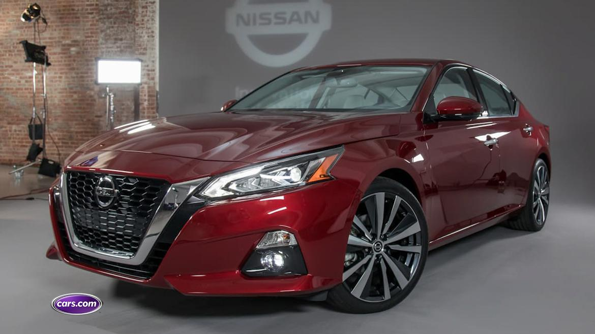 2019 Nissan Altima Video Review | News | Cars.com