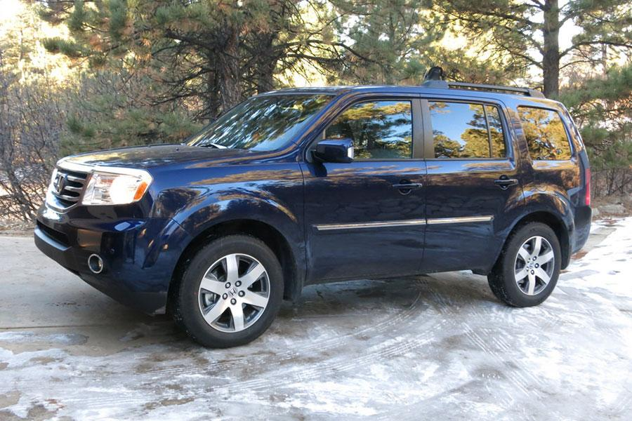 2014 honda pilot our review. Black Bedroom Furniture Sets. Home Design Ideas