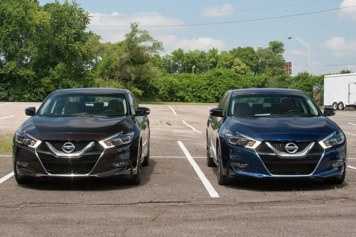 Nissan Talks AWD Safety Features For Maxima News Carscom - Cool cars awd