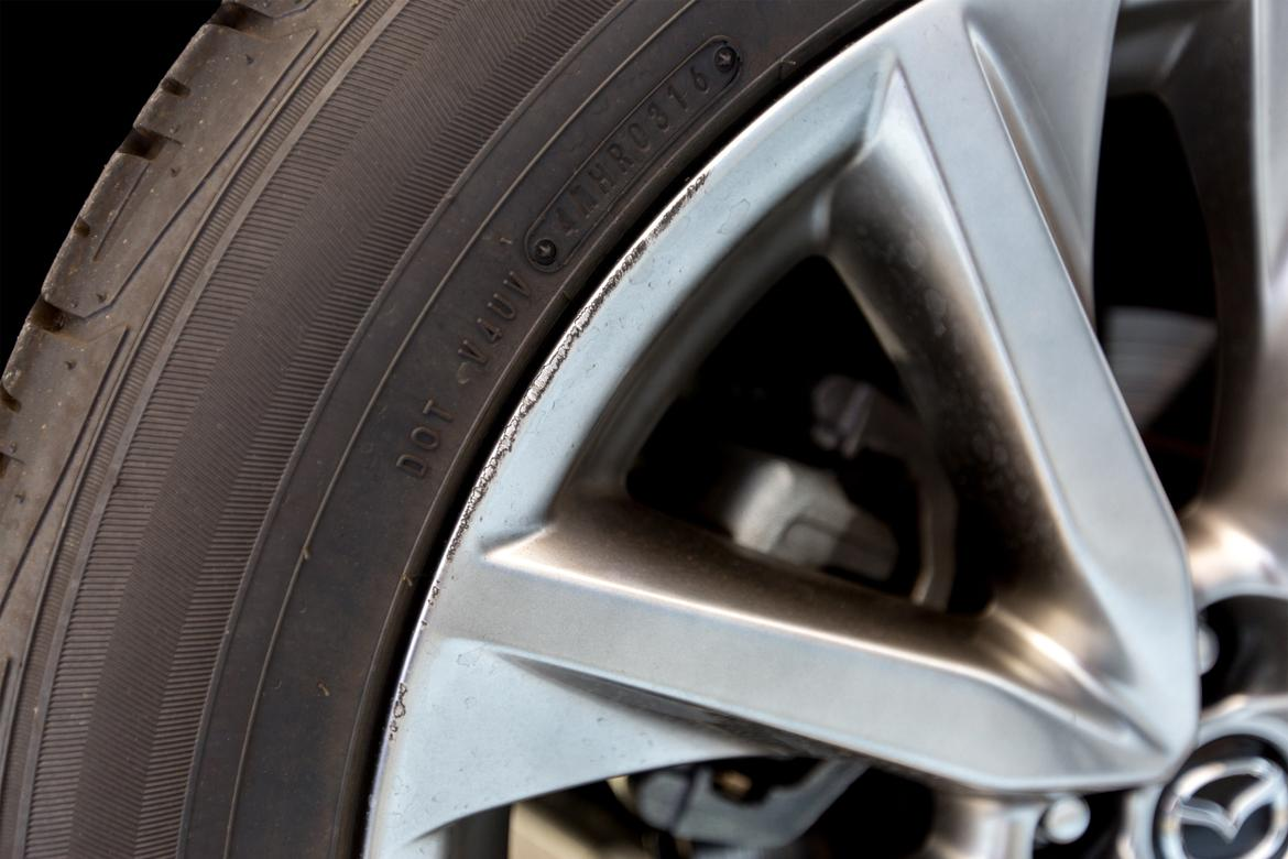 How Often Rotate Tires >> How Do I Repair a 'Curbed' Wheel? | News | Cars.com